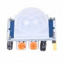 3X (fehér piroelektromos infravörös PIR mozgásérzékelő modul, J1T4)