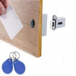 Láthatatlan rejtett RFID-mentes intelligens érzékelőszekrény zároló szekrény W T4B6