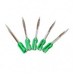 Zöld ruhanemű fecskendővel ellátott acél tűk (5 db egy dobozban) A3Q3
