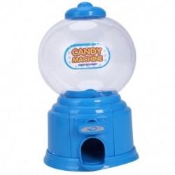 2X (Aranyos Édességek Mini Candy Machine Buborék Gumball Adagoló Érmebank Gyerekek T D6F3