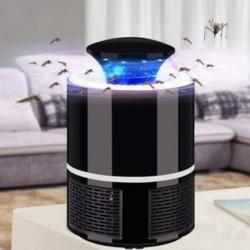 2018 új intelligens LED UV elektromos szúnyoggyilkos lámpa, USB töltés zajmentes Bl W5R1