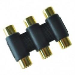 1X (AV csatlakozó Relé csatlakozó hosszabbító csatlakozója 3-pólusú és 3-pólusú MAI N0X2