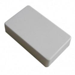 1X (vízálló, lezárt teljesítményvédő doboz csatlakozódoboz, 100x60x25mm B8A7)