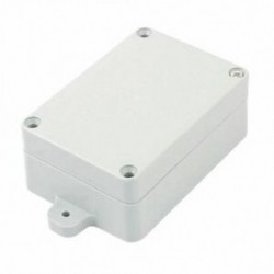 1X (pormentes IP65 műanyag ház, DIY csatlakozódoboz, 83x58x34m A3H8