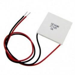 1X (40x40 mm-es új, hasznos egyszerű modul termoelektromos generátor félvezető R7W5