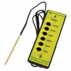 1X (kerítésfeszültség-tesztelő farm kerítéses elektromos napenergia-szabályozó Q2U6)