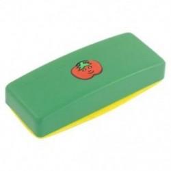 Mágneses zöld műanyaggal   pamut   szivacs táblával törölje le a professzionális D8Q2-t