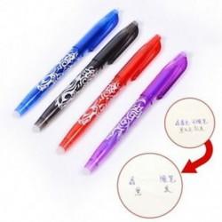 2X (törölhető toll, színes, varázslatos írógél toll, törölhető toll Student S S3 K3