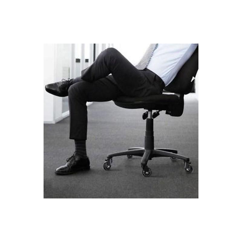 Office Chair Caster Wheels Roller Rollerblade Style Castor Wheel Replacemen W2U6