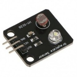 3,3 ~ 5 V-os barkácsolás az Arduino analóg szürkeárnyalatos érzékelő többszínű nyomkövető modulhoz I I2F6