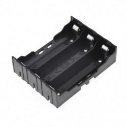 2X (barkácskártya-tartó, 6 tűs 3x 18650 újratölthető lítium-ion akkumulátorokhoz C3O2)