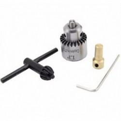 Forró elektromos fúrócsiszoló mini fúrótokmány kulcs nélküli kulcs nélküli fúrótokmányok 0,3–4 X8I4
