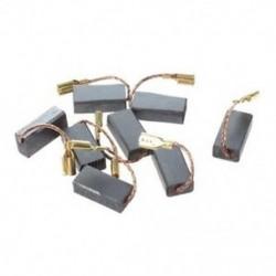 8 db 15 mm x 8 mm x 5 mm méretű elektromos szénkefék a Bosch C7B4 S7W2 sarokcsiszolóhoz