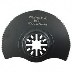 WEILIYA 85mm HCS szegmensfűrészlap-oszcilláló eszköz Fein Multimaster W2 G2J2-hez