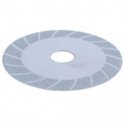 1X (100 mm x 20 mm x 1 mm kétoldalas vágókorong fűrészlap 150 Grit S6P4)