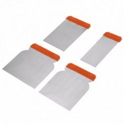 KSEIBI 5-12cm 4db kaparókészlet acél pengék Gitt gipszkarton gipszkarton D E9M6