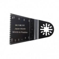 2X (WEILIYA 65 mm-es univerzális fűrészlapok, oszcilláló vágószerszám, Fein Mu J1J2-hez)