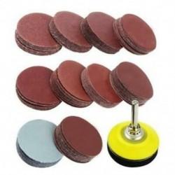 2 hüvelykes 100 pc-os csiszolókorong-készlet a Bac R4V6 fúrógép csiszolószerszámaihoz