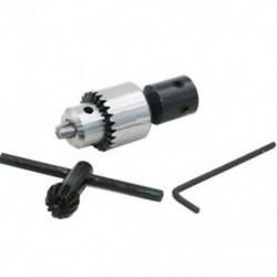 Órák elektromos fúrótokmány 0,3-4 mm Jt0 kúposan szerelt eszterga pcb Mini D A7T6