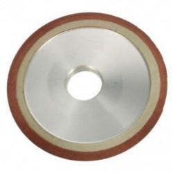 Új, 100 mm-es gyémánt csiszolókorong-kupa 180 csiszolószemcséjű keményfém Me B1Y2