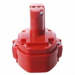 1X (14,4 V 3,0Ah NiMH akkumulátor Makita 6281D 6333D 6336D 6337D 6339D Red J9L3)