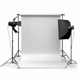 fehér - 1X (3x5FT-es háttérképes textíliás háttérfotó a Studio W9O4-hez)