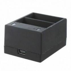 Töltő 2 alvó LED-es akkumulátortöltő GoPro 3  hero3 Z8S5-hez