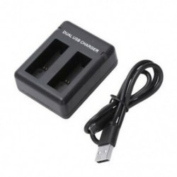 1X (AHDBT-501 USB kettős töltő GoPro Hero 5 Fekete Z9D9-hez)