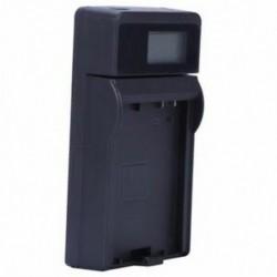 1X (SLIM LCD töltő LP-E8, LC-E8E és EOS 550D, EOS 600D, EOS 700D, EOS P8L8