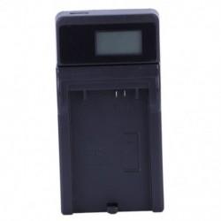 EOS 450D 500D 1000D kamera akkumulátorhoz, K1I7 töltő töltőhöz
