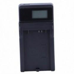 1X (EOS 450D 500D 1000D kamera akkumulátor LP-E5 töltő E2S3)