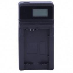 Akkumulátortöltő a Sony NP-FW50 készülékhez, kompatibilis a Sony Alpha NEX-5, NEX-3, N V6N2 készülékkel