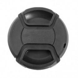 Univeral kamera 49 mm-es elülső lencsevédő sapkavédő fekete B3L1 G2C7