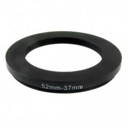 52 mm-37 mm-től 52 mm-től 37 mm-ig fekete, lefelé leszerelhető gyűrűs adapter a V7B4 fényképezőgéphez