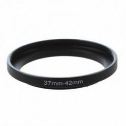 Kamerajavítás 37mm-42mm fém fokozatos szűrőgyűrűs adapter Q9I5 B8T6