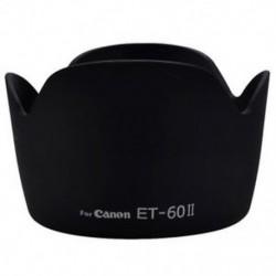 ET-60 II lencseháztető EF 75-300mm f / 4,0-5,6 USM, EF-S 55-250mm IS objektívhez Q8N9 C2B8