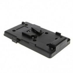 1X (Akkumulátor csomagtartó adapter Sony V-cipő V-rögzítésű V-Lock akkumulátorhoz E R1P5