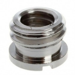 1/4 &quot - 3/8&quot  állványú monopod fém átalakító csavar adapter az L1S5 fényképezőgéphez