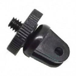 Mini állványra szerelhető adapter, egylábú Gopro Hero 3  3 2 1 ST-60 kamerahez, fekete BN