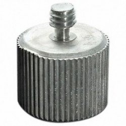 1X (5/8 hüvelykes női - 1/4 hüvelykes hímkamera mikrofon állvány állvány menete R U2N4