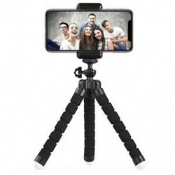 1X (telefonállvány, hordozható és állítható fényképezőgépállvány-tartó R3M7 vezetékkel)