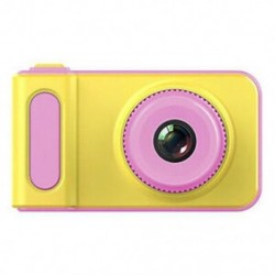 K7 Kids Mini digitális fényképezőgép 2 hüvelykes HD képernyő rázkódásgátló videokamera Gyerekek H7H7