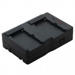 1X (Dual F970 / F770 Sony V-szerelő elemlemez Tilta 5D 7D BMCC-hez BMPCC FS7 N0F2