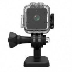 SQ12 mini kamera Shell HD 1080P mini videokamerával. Autós DVR Motion DV G4M8