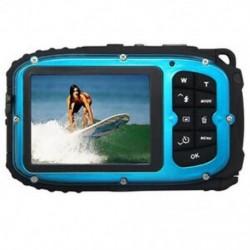 16MP víz alatti digitális videokamera, 30 láb vízálló, porálló, freezepro Y5V9