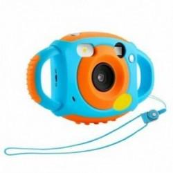 3X (digitális fényképezőgép LCD 1080P 5MP rajzfilm gyerek automatikus videorekorder videokamera E5Y7