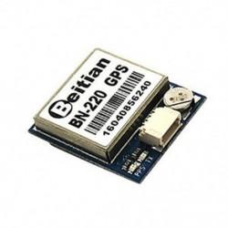 8X (BN-220 3.0V-5.0V TTL szint, Gnss modul, GPS Glonass kettős GPS modul Anten B2X6