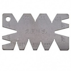 1X (megmunkálási menetek szögei H2S1 szerszámcsavar vágószerszám mérése)