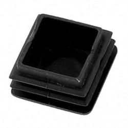 1X (műanyag négyzet alakú takaró végsapkák, csőbetétek, 25mmx25mm, 10 db D2R5)