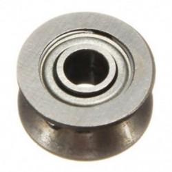 Gömbcsapágy gördülőcsapágy acél forrasztás 1-50 V 624VV csapágy 4 x 13 x 6 m O6L4